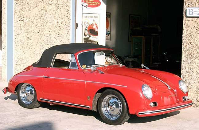 Vintage European Sports Cars